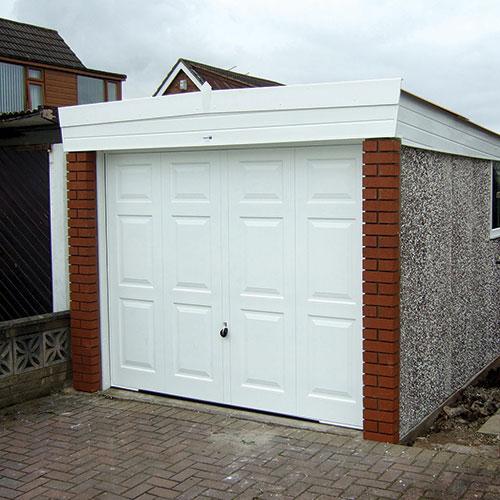 Precast Garages Scotland
