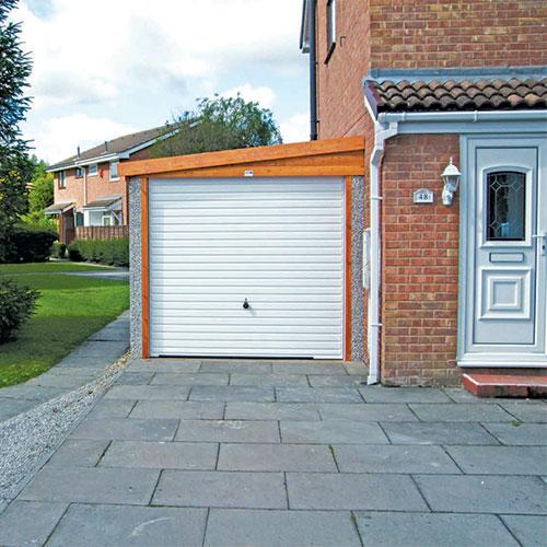 Concrete Garages Fife