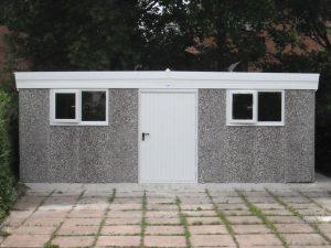 Concrete Sheds & Workshops Range