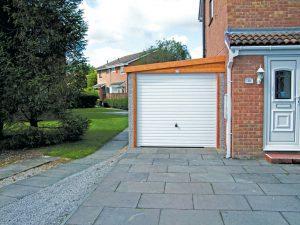 The Lean-To Garage Range
