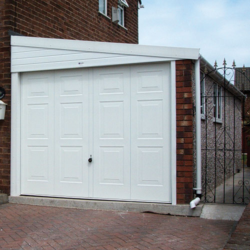 The Lean-To Garage Range