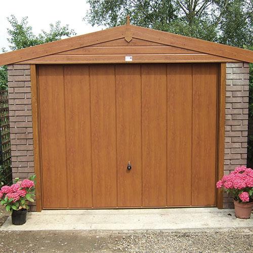 The Woodthorpe Garage Range