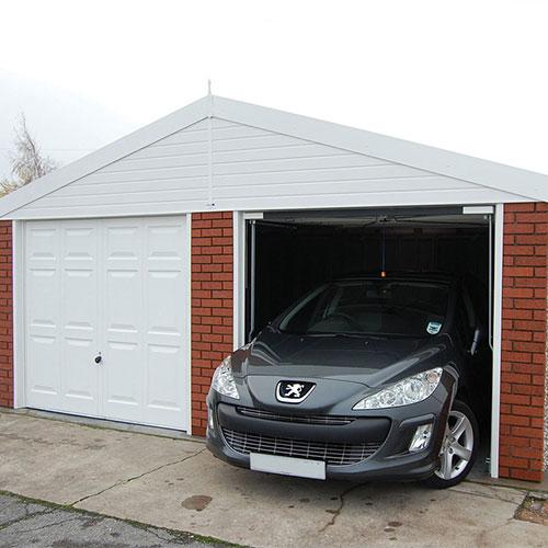 Why choose Precast Garages Scotland?
