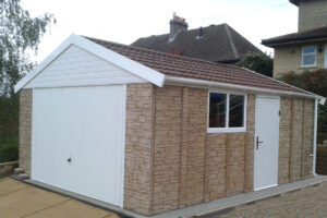 Apex 20 Roof Concrete Garages