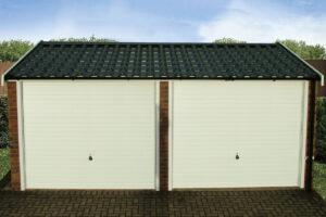 Apex 90 Concrete Garages