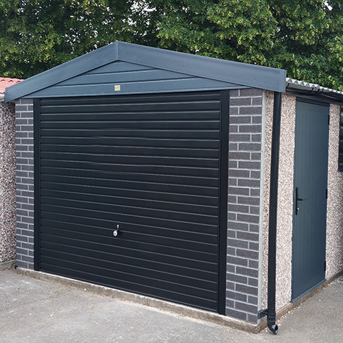 The Deluxe Garage Range